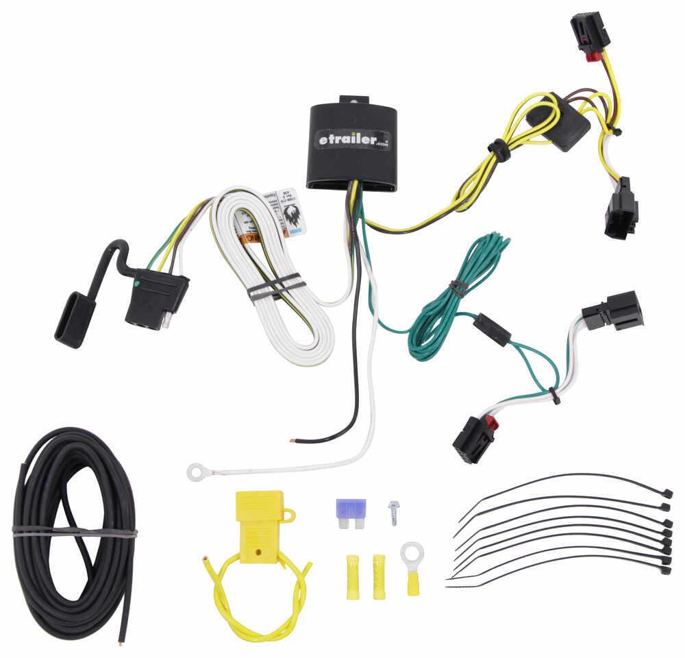 Custom Fit Vehicle Wiring 118714 - Powered Converter - Tekonsha