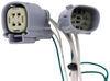 118723 - Powered Converter Tekonsha Custom Fit Vehicle Wiring