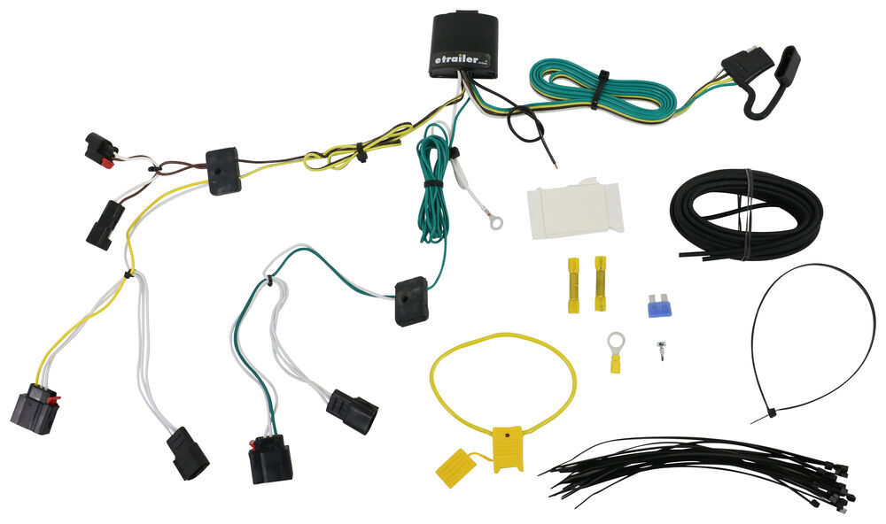 Custom Fit Vehicle Wiring 118727 - Powered Converter - Tekonsha