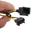 Tekonsha Powered Converter Custom Fit Vehicle Wiring - 118730