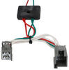 Tekonsha Custom Fit Vehicle Wiring - 118739