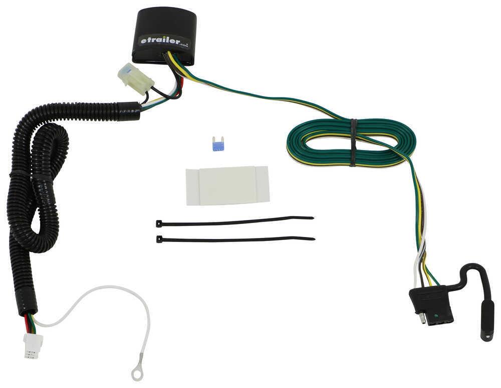 118741 - Powered Converter Tekonsha Trailer Hitch Wiring