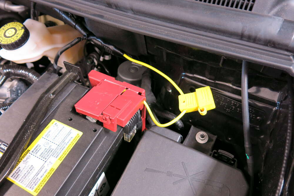 2017 Buick Encore T-One Vehicle Wiring Harness with 4-Pole ...