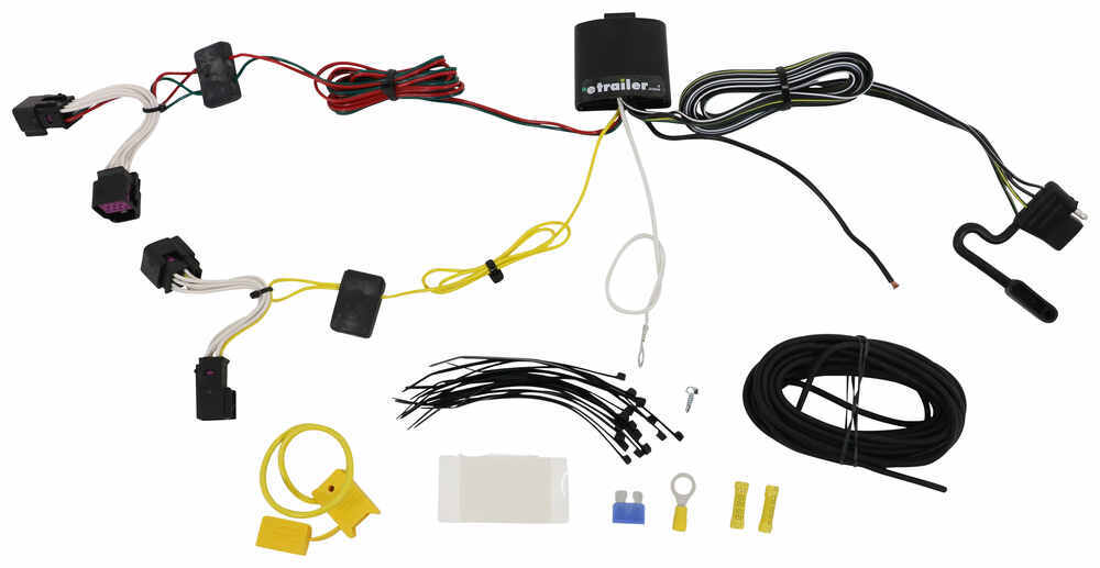 Tekonsha Trailer Hitch Wiring - 118755