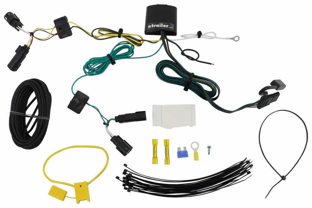 Tekonsha Custom Fit Vehicle Wiring - 118759