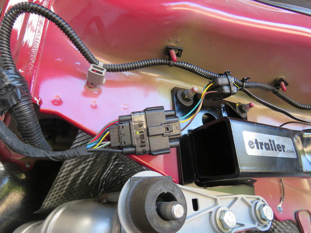 2019 Buick Enclave T-One Vehicle Wiring Harness with 4 ...