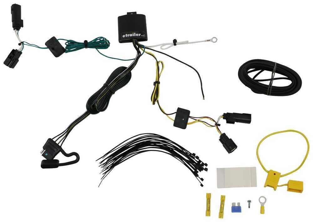 Tekonsha Custom Fit Vehicle Wiring - 118764