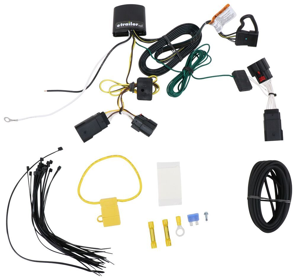 118786 - Powered Converter Tekonsha Custom Fit Vehicle Wiring