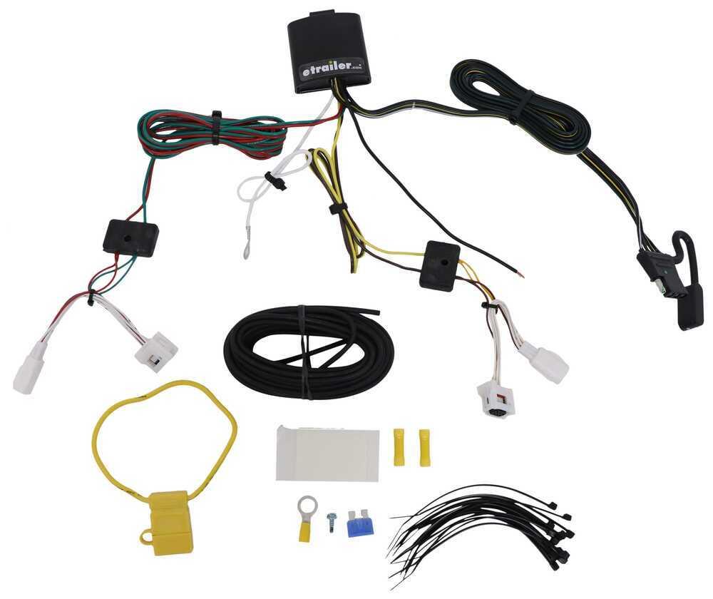 Tekonsha Custom Fit Vehicle Wiring - 118808