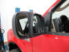 CIPA Custom Towing Mirror - Slip On - Driver Side Black 11901 on 2005 Ford F-250 and F-350 Super Duty