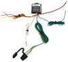 Upgraded ModuLite Circuit Protected Vehicle Wiring Harness with 4 Pole Trailer Connector Plug and Lead 119179
