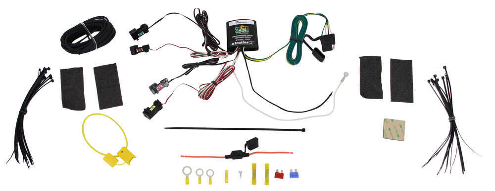 Wiring 119250KIT - Plug and Lead - Tekonsha