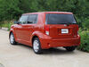 C12490 - Concealed Cross Tube Curt Custom Fit Hitch on 2012 Scion xB