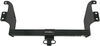 """Curt Trailer Hitch Receiver - Custom Fit - Class II - 1-1/4"""" Concealed Cross Tube C12490"""