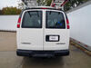 13040 - 1000 lbs WD TW Curt Trailer Hitch on 2006 Chevrolet Express Van