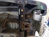 "Curt Trailer Hitch Receiver - Custom Fit - Class III - 2"" 10000 lbs WD GTW 13040 on 2006 Chevrolet Express Van"