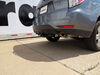 13147 - Visible Cross Tube Curt Custom Fit Hitch on 2010 Subaru Forester