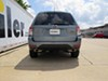 "Curt Trailer Hitch Receiver - Custom Fit - Class III - 2"" 400 lbs TW 13147 on 2010 Subaru Forester"