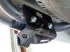 13229 - 5500 lbs WD GTW Curt Custom Fit Hitch on 2005 Dodge Dakota