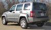 Curt Custom Fit Hitch - 13245 on 2012 Jeep Liberty