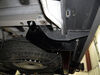 """Curt Trailer Hitch Receiver - Custom Fit - Class III - 2"""" Visible Cross Tube 13250 on 2004 Dodge Sprinter"""