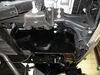 13301 - 10000 lbs WD GTW Curt Trailer Hitch on 2012 Chevrolet Silverado