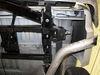 Trailer Hitch 13301 - 1000 lbs WD TW - Curt on 2012 Chevrolet Silverado