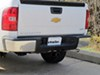 "Curt Trailer Hitch Receiver - Custom Fit - Class III - 2"" 10000 lbs WD GTW 13301 on 2012 Chevrolet Silverado"