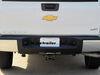Curt Trailer Hitch - 13301 on 2012 Chevrolet Silverado
