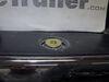 "Curt Trailer Hitch Receiver - Custom Fit - Class III - 2"" 10000 lbs WD GTW 13333 on 2013 Dodge Ram Pickup"