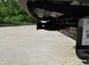 13358 - 7500 lbs WD GTW Curt Custom Fit Hitch on 2014 Mercedes-Benz Sprinter