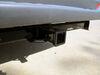 13358 - 5000 lbs GTW Curt Custom Fit Hitch on 2014 Mercedes-Benz Sprinter