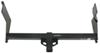 13358 - Visible Cross Tube Curt Trailer Hitch