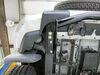 Curt Custom Fit Hitch - 13367 on 2008 Toyota FJ Cruiser
