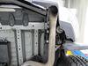Curt 600 lbs WD TW Trailer Hitch - 13367 on 2008 Toyota FJ Cruiser