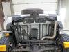 Curt Trailer Hitch - 13367 on 2008 Toyota FJ Cruiser