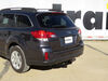 Trailer Hitch 13390 - Visible Cross Tube - Curt on 2012 Subaru Outback Wagon