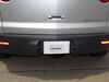 13424 - 6000 lbs WD GTW Curt Custom Fit Hitch on 2011 Chevrolet Traverse