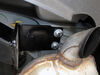 "Curt Trailer Hitch Receiver - Custom Fit - Class III - 2"" Concealed Cross Tube 13424 on 2011 Chevrolet Traverse"