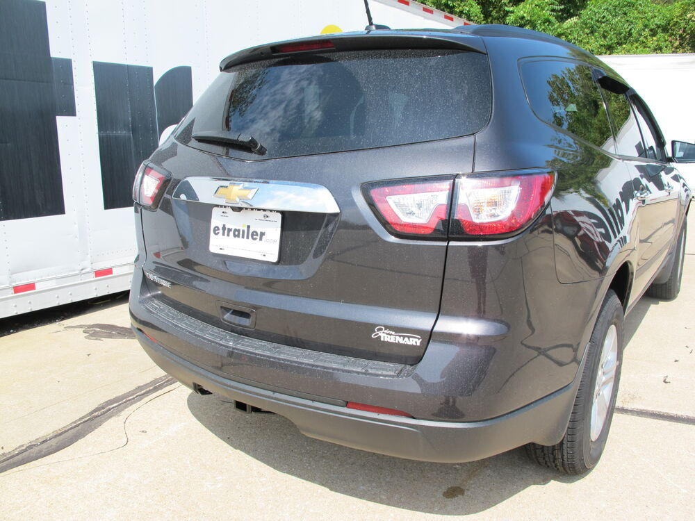 2017 Chevrolet Traverse Trailer Hitch