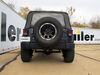 Trailer Hitch 13432 - 2 Inch Hitch - Curt on 2007 Jeep Wrangler