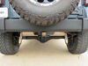 Curt Custom Fit Hitch - 13432 on 2007 Jeep Wrangler
