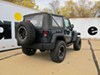 "Curt Trailer Hitch Receiver - Custom Fit - Class III - 2"" Class III 13432 on 2007 Jeep Wrangler"