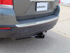 """Curt Trailer Hitch Receiver - Custom Fit - Class III - 2"""" Visible Cross Tube 13534 on 2013 Toyota Highlander"""