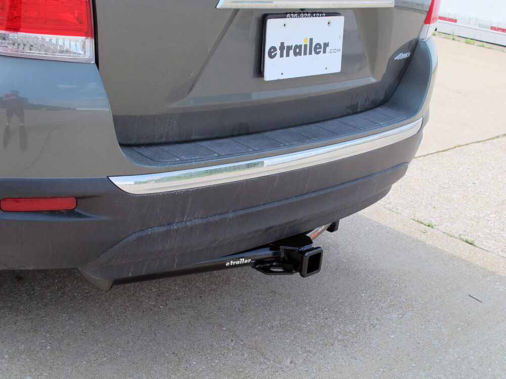 Class 3 Curt Trailer Hitch w// 2 Tow Receiver for Toyota Highlander