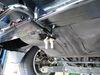 Trailer Hitch 13535 - 3500 lbs GTW - Curt on 2006 Honda CR-V