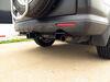 13535 - Visible Cross Tube Curt Trailer Hitch on 2006 Honda CR-V