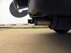 "Curt Trailer Hitch Receiver - Custom Fit - Class III - 2"" Class III 13535 on 2006 Honda CR-V"