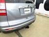 "Curt Trailer Hitch Receiver - Custom Fit - Class III - 2"" 3500 lbs GTW 13555 on 2011 Honda CR-V"