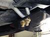 13555 - 2 Inch Hitch Curt Trailer Hitch on 2011 Honda CR-V